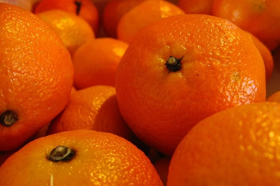 Clementinas de Valencia, España. Mandarins, clementines from Spain