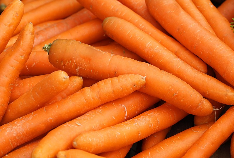 Zanahoria de España para exportar. Carrots form Spain to export