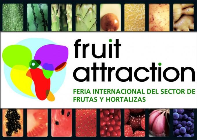 Garibaldi asiste a la feria Fruit Atracction 2014